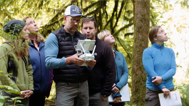 Oregon State – Marbled Murrelet Project